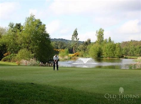old thorns manor hotel hshire book a golf break or golf holiday golf breaks at old thorns manor golf golf resort from golf