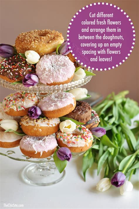 doughnut cake  chic site