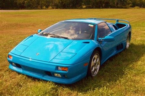 Lamborghini Diablo For Sale Usa Donald S Lamborghini Diablo Vt Listed For Sale