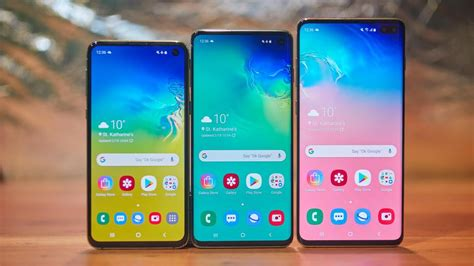 samsung galaxy s10 samsung galaxy s10 plus review three cameras a killer screen terrific battery cnet