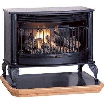 propane fireplace inserts with blower procom black