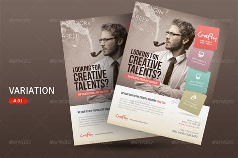creative flyer design graphicriver creative design agency flyers by kinzi21 graphicriver