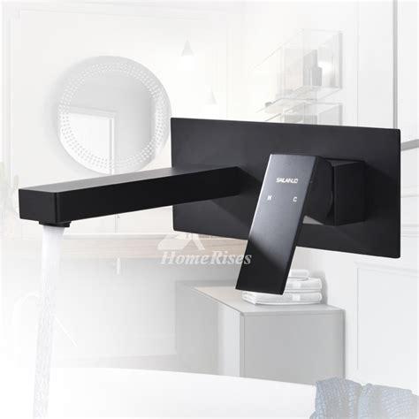 vintage cool bathroom faucets conceal wall mount black oil