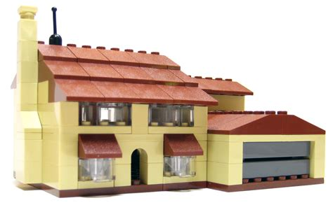 simpson lego house cute simpsons lego house design home gallery image and wallpaper
