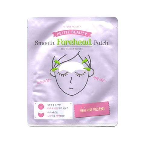 Etude Smooth Forehead Patch etude house smooth forehead patch 5sheets