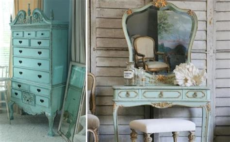 shabby chic rustic furniture decorating with turquoise furniture ideas inspiration