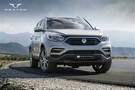 mahindra rexton images next ssangyong rexton mahindra y400 images revealed