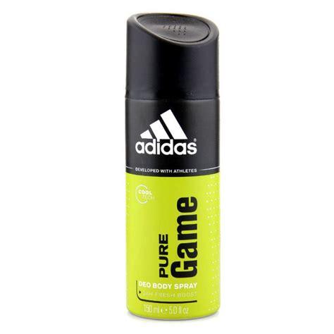 Parfum Adidas Deo Spray adidas deo spray for 150 ml