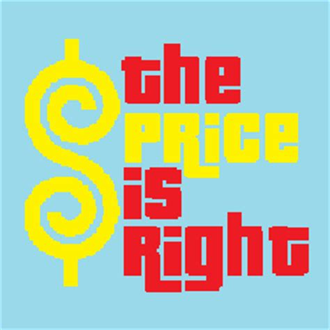 Price Is Right Sweepstakes - image the price is right logo in aqua blue background png game shows wiki fandom