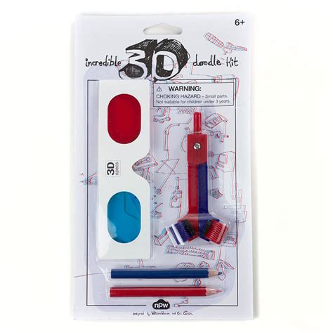 doodle kit the 3d doodle kit buy from prezzybox