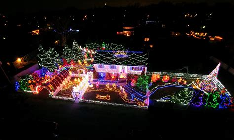 best christmas lights in south jersey these 9 homes the best lights in all of new jersey