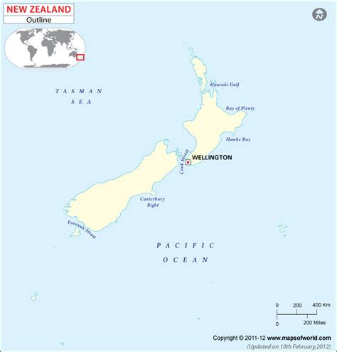 us area code nz blank map of newzealand