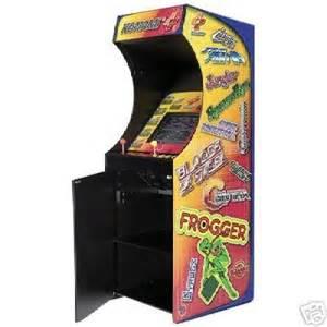 contra arcade machine konami 12 arcade machine frogger contra new