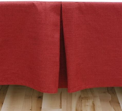 custom bed skirts custom drop pleated bedskirt traditional bedskirts