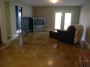 Concrete Floor Ideas Basement Basement Floors Concreteideas