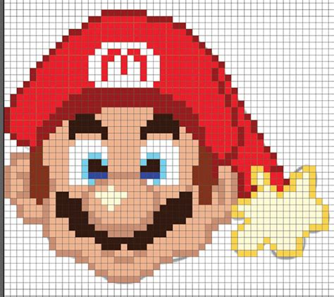 adobe illustrator pixel pattern how to create a mario pixeled holiday ornament in adobe