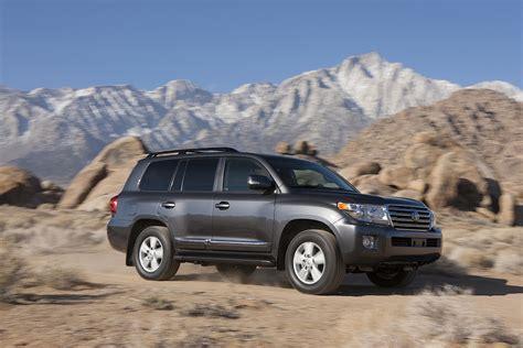 Toyota Land Cruiser V8 Road Toyota Land Cruiser 200 V8 Specs 2007 2008 2009