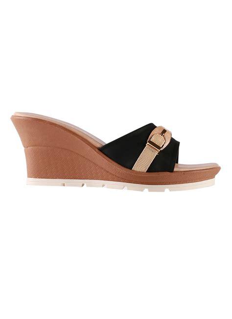 Sepatu Wedges 3 Cm Size 38 Etnik Tenun Dan Kulit Asli 3 carvil majesti 01l k 36 pcs klikindomaret
