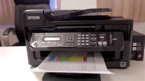 Epson L 555 epsonforsmes epson l555 ink tank system printer