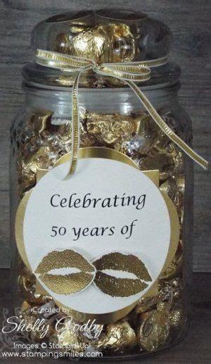 Handmade 50th Anniversary Gift   Card Ideas   50th