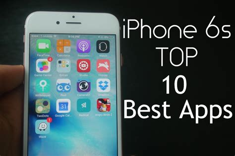 iphone 6s top 10 best apps