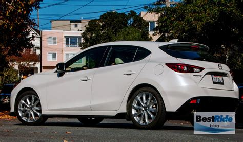 review 2015 mazda3 grand touring bestride