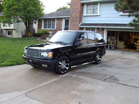 land rover 1999 uniphied 1999 land rover range rover4 0 s sport utility 4d