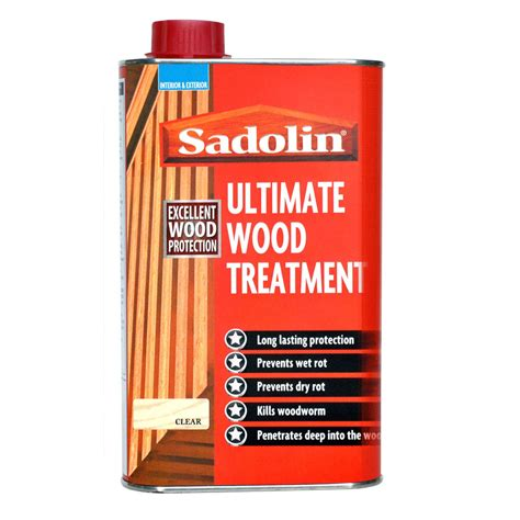 sadolin ultimate wood treatment