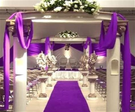 Wedding Decoration: Expensive and Luxurious Wedding