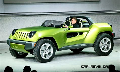 new jeep renegade concept 2008 jeep renegade concept