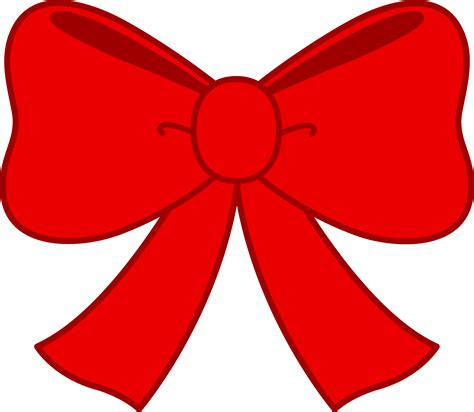 bow clip art free cliparts co