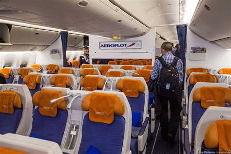 aeroflot comfort class комфорт класс в quot аэрофлоте quot улучшенный эконом или