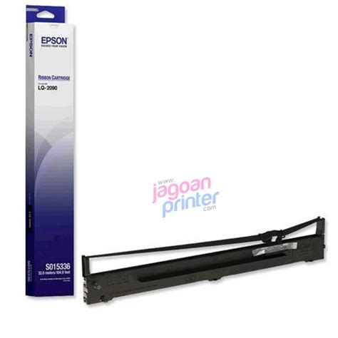 Pita Printer Epson Lq 2090 jual pita printer ribbon epson lq 2090 murah garansi jagoanprinter