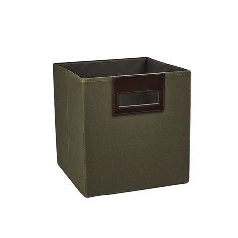 Closetmaid Storage Drawer by Closetmaid 10 5 In X 11 In X 10 5 In Forest Green