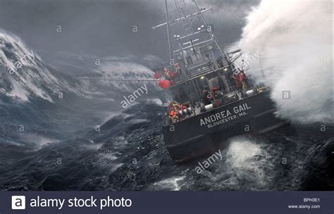 fishing boat caught in storm the perfect storm 2000 stock - Fishing Boat Caught In Storm