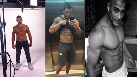 x files bear actor the hottest male trainers on instagram muscle fitness