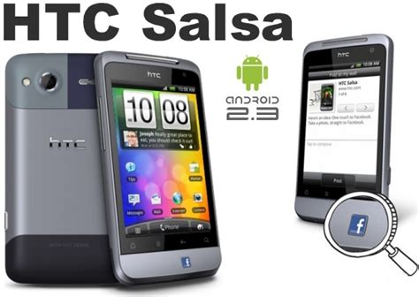 Hp Htc Salsa C510e htc salsa in malaysia price specs review technave