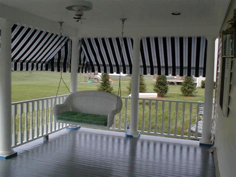 canvas porch awnings porch awnings kreider s canvas service inc