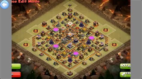 coc base layout free download bases layouts for coc 3 6 apk download android books