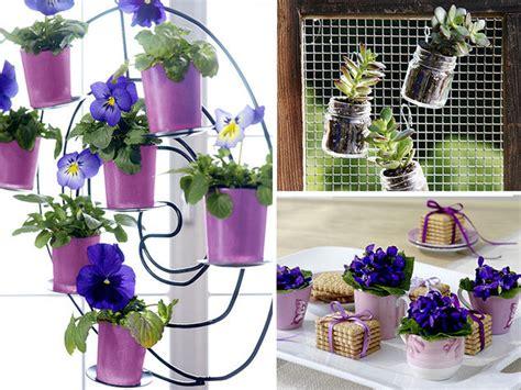fiori per casa decorare casa con i fiori donna moderna