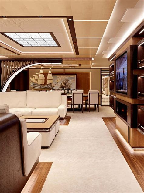 Modern Yacht Interior Design Ideas Best Modern Yacht Interior Designs