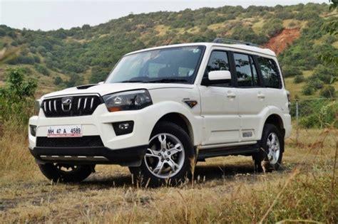 price of scorpio mahindra mahindra scorpio automatic price mileage specifications