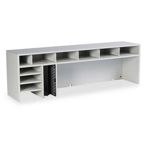 Desk Top Shelving by Safco High Clearance One Shelf Desktop Organizer