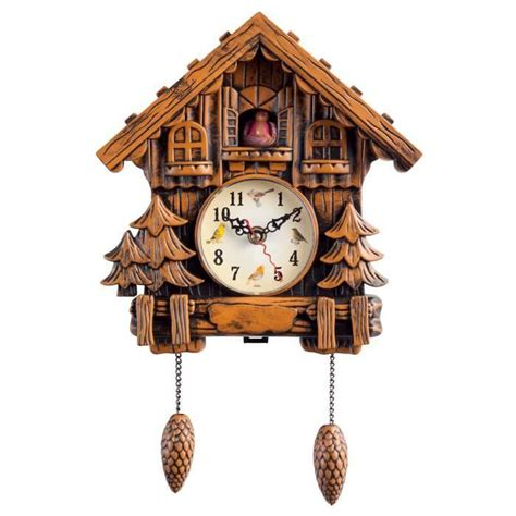 horloge a coucou horloge coucou les bons plans de micromonde
