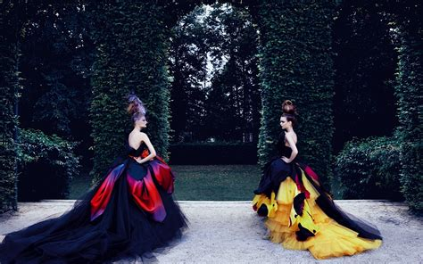 what s up trouvaillesdujour dior couture by patrick demarchelier