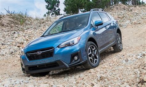 subaru crosstrek lifted blue 2018 subaru crosstrek review kelley blue book