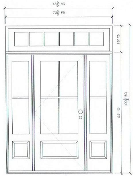 width of front door 25 best ideas about marvin doors on