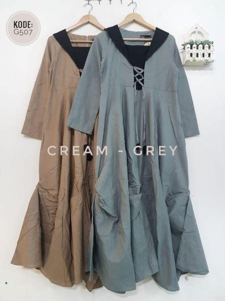Baju Dress Maxi Raisa raisa dress g507 baju style ootd