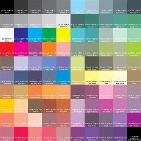 des colores noir brun graphique couleur nuancier coloration couleurs