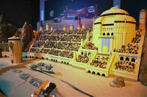 Home Decor Stars new legoland exhibit builds on popularity of star wars